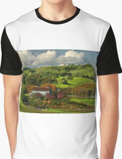 Napa Valley February Graphic T-Shirt
