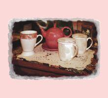 Coffee, Tea, Espresso ~ Steamy Hot! Baby Tee