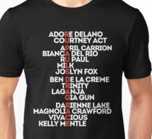 rpdr s06 all Unisex T-Shirt