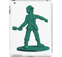 Toy Army Soldier iPad Case/Skin