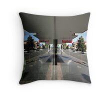 Reflection,Top Ryde,NSW,Australia 2014 Throw Pillow
