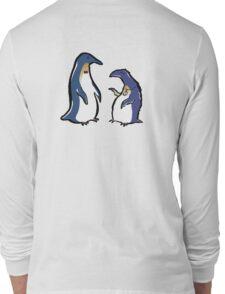 penguin lifestyles Long Sleeve T-Shirt