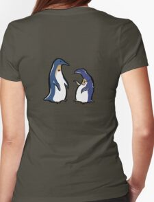 penguin lifestyles Womens Fitted T-Shirt