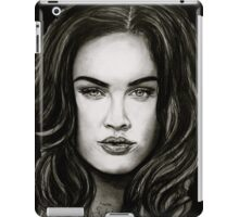 Meg in black iPad Case/Skin