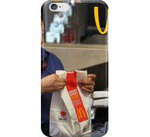 RIHANNA WORK AT MCDONALDS LOLoL iPhone Case/Skin