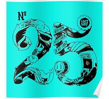 Typography : 25 Years Still Going  Poster
