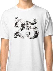 Typography : 25 Years Still Going  Classic T-Shirt