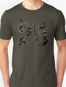 Typography : 25 Years Still Going  T-Shirt