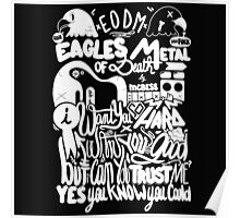 EAGLES OF DEATH METAL Poster