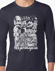 EAGLES OF DEATH METAL Long Sleeve T-Shirt