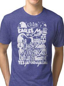 EAGLES OF DEATH METAL Tri-blend T-Shirt