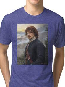 Portrait of a Laird Tri-blend T-Shirt