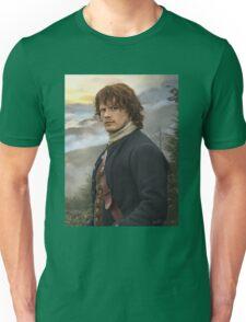 Portrait of a Laird Unisex T-Shirt