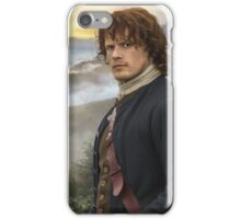 Portrait of a Laird iPhone Case/Skin