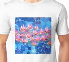 Ethereal Lotus Unisex T-Shirt
