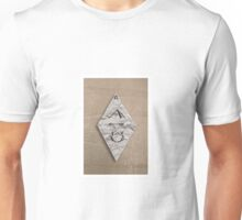 CRUMPLED FOLKLORE Unisex T-Shirt