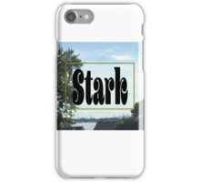 Stark Skyline iPhone Case/Skin