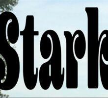 Stark Skyline Sticker