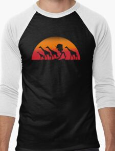 Scout Herd Men's Baseball ¾ T-Shirt