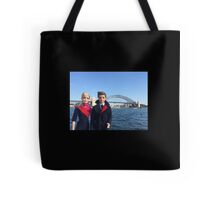 Barbie & Ken Go Flying Tote Bag