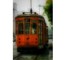 Street Car Photographic Print
