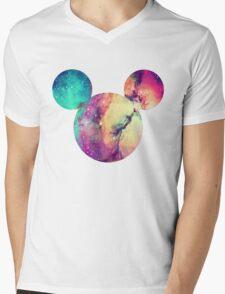 ears Mens V-Neck T-Shirt