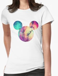 ears Womens Fitted T-Shirt