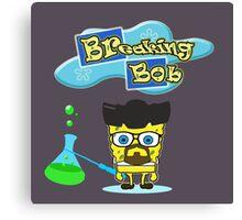Sponge-bob // Breaking-bad Canvas Print