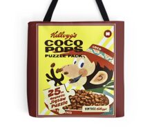 COCO POPS Tote Bag
