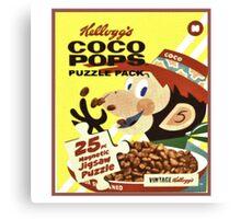 COCO POPS Canvas Print