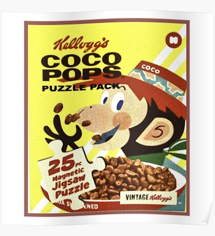 COCO POPS Poster