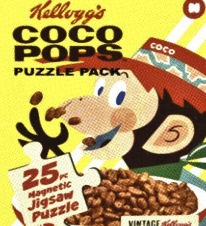 COCO POPS Sticker