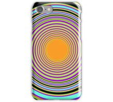 Colourful Illusion case for Samsung and iPhone :) iPhone Case/Skin