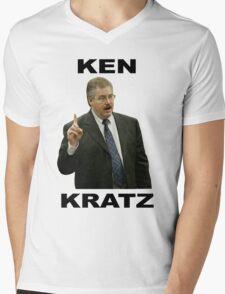 Ken Kratz - Making a Murderer Mens V-Neck T-Shirt