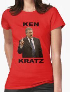 Ken Kratz - Making a Murderer Womens Fitted T-Shirt