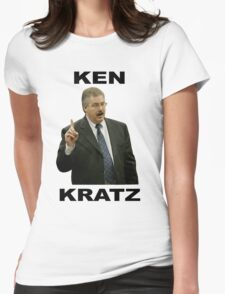 Ken Kratz - Making a Murderer Womens Fitted T-Shirt
