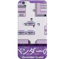 Lavender Town iPhone Case/Skin
