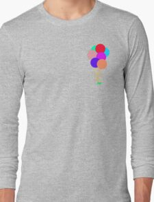 Up! (purple) Long Sleeve T-Shirt