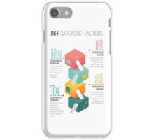 INFP Sarcastic Functions iPhone Case/Skin