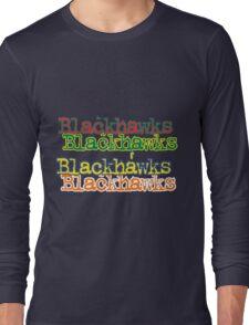Hawkcolortricks Long Sleeve T-Shirt