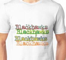 Hawkcolortricks Unisex T-Shirt