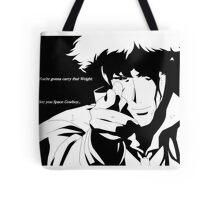 Spike's Finale Tote Bag
