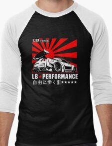 GTR LB Performance Men's Baseball ¾ T-Shirt
