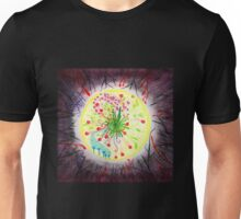 When the world around you is dark - find the light inside yourself Unisex T-Shirt