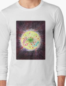 When the world around you is dark - find the light inside yourself Long Sleeve T-Shirt
