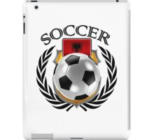 Albania Soccer 2016 Fan Gear iPad Case/Skin