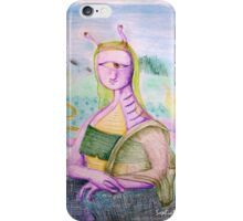 Reneissance in an underwater civillization far far away iPhone Case/Skin