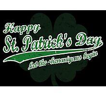 St Patrick's Photographic Print