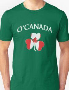 O' CANADA The IRISH T-Shirt