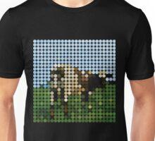 Pink  Floyd, Atom Heart Mother, Benday Dots Unisex T-Shirt